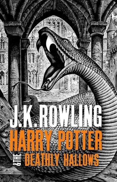 "Купить книгу ""Harry Potter and the Deathly Hallows"""