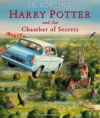 "Купить книгу ""Harry Potter and the Chamber of Secrets (Illustrated Edition)"""