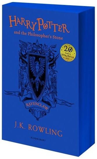 """Купить книгу """"Harry Potter and the Philosopher's Stone (Ravenclaw Edition)"""""""