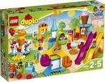 Конструктор LEGO Большой парк аттракционов (10840)