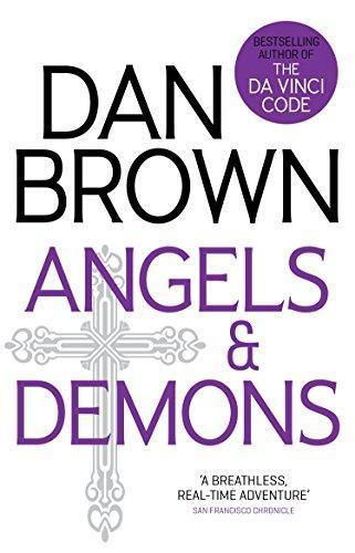 "Купить книгу ""Angels And Demons"""
