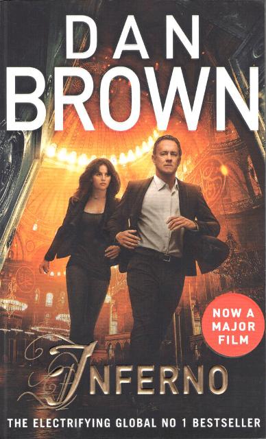 """Купить книгу """"Inferno"""""""