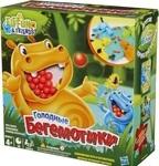 Настольная игра. Hasbro. Голодные Бегемотики (98936)