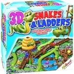 Настольная игра. Joy Band. Змейки и лестницы (40405)