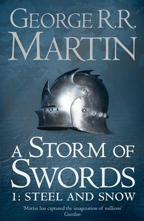 "Купить книгу ""A Storm of Swords: Steel and Snow (Book 3, Part 1)"""