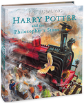 "Купить книгу ""Harry Potter and the Philosopher's Stone (Illustrated Edition)"""