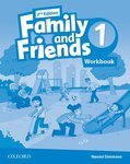 Family and Friends 2nd Edition 1: Workbook