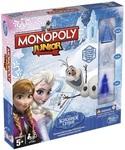 Настольная игра. Hasbro. Монополия Junior. Холодное сердце (B2247)