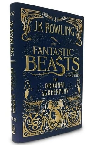"Купить книгу ""Fantastic Beasts and Where to Find Them: The Original Screenplay"""