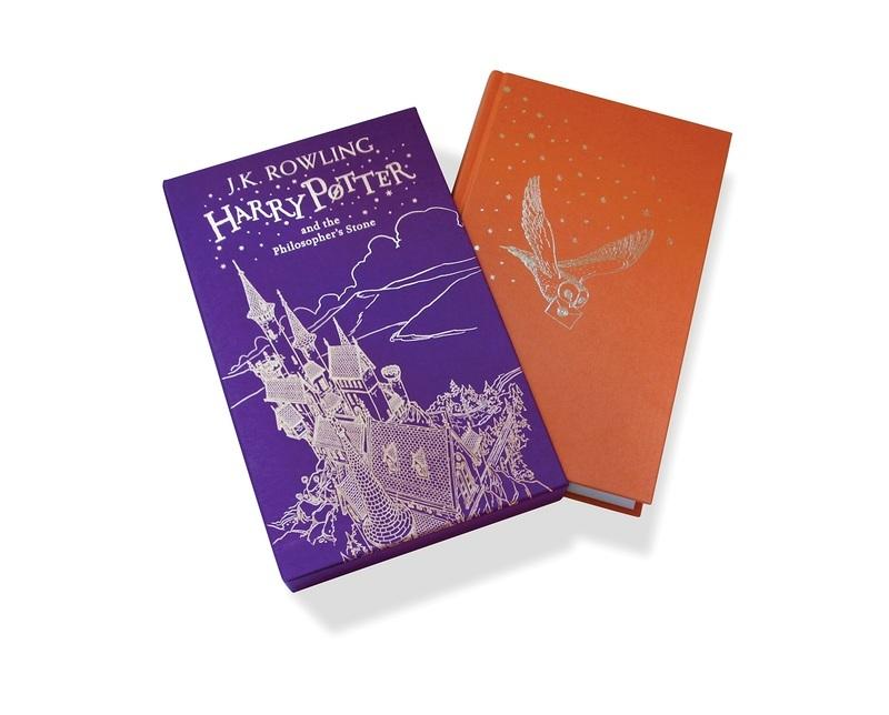 """Купить книгу """"Harry Potter and the Philosopher's Stone (Gift Edition)"""""""