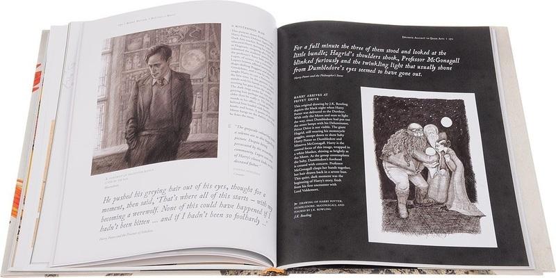 "Купить книгу ""Harry Potter: A History of Magic – The Book of the Exhibition"""