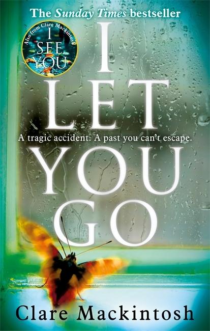 """Купить книгу """"I Let You Go"""""""
