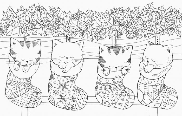 Мільйон різдвяних котів - купить и читать книгу