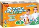 Набор для экспериментов. Ranok-Creative. Опыты по химии на кухне (219614)