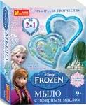 Набор для мыловарения. Ranok Creative. Disney Frozen (232342)