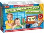 Набор для эксперементов. Ranok-Creative. Домашняя лаборатория школьника. 1-2 класс (235424)