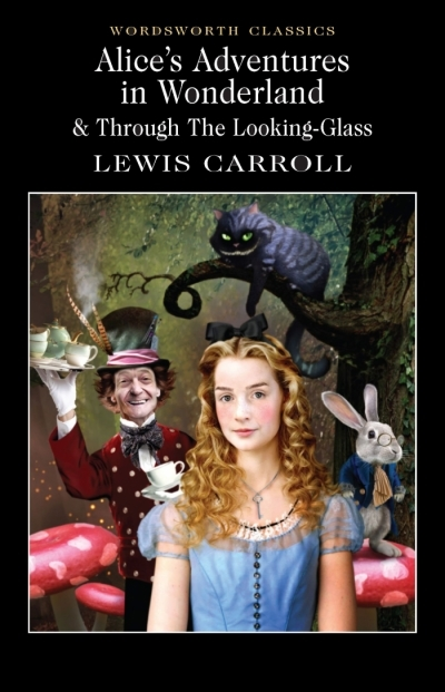 "Купить книгу ""Alice's Adventures in Wonderland. Through the Looking-Glass"""