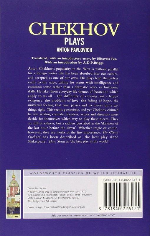 """Купить книгу """"Anton Pavlovich Chekhov: Plays"""""""