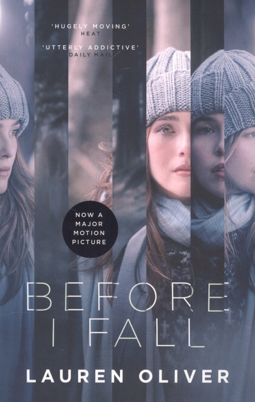 "Купить книгу ""Before I Fall"""