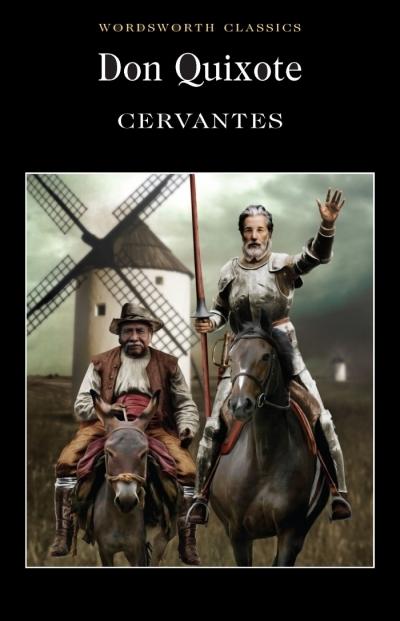 "Купить книгу ""Don Quixote"""