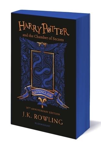 "Купить книгу ""Harry Potter and the Chamber of Secrets (Ravenclaw Edition)"""