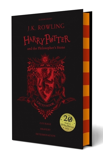 "Купить книгу ""Harry Potter and the Philosopher's Stone (Gryffindor Edition)"""
