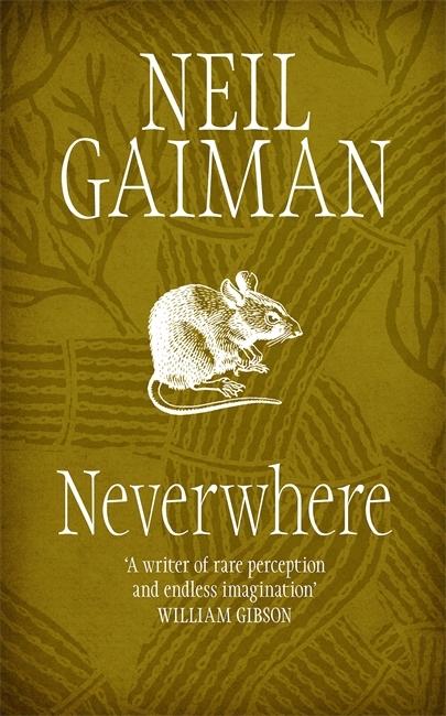 """Купить книгу """"Neverwhere"""""""