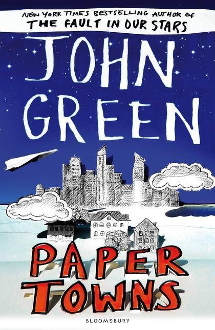 Paper Towns - купить и читать книгу