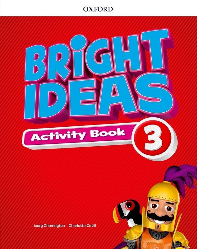 """Купить книгу """"Bright Ideas 3. Activity Book with Online Practice"""""""