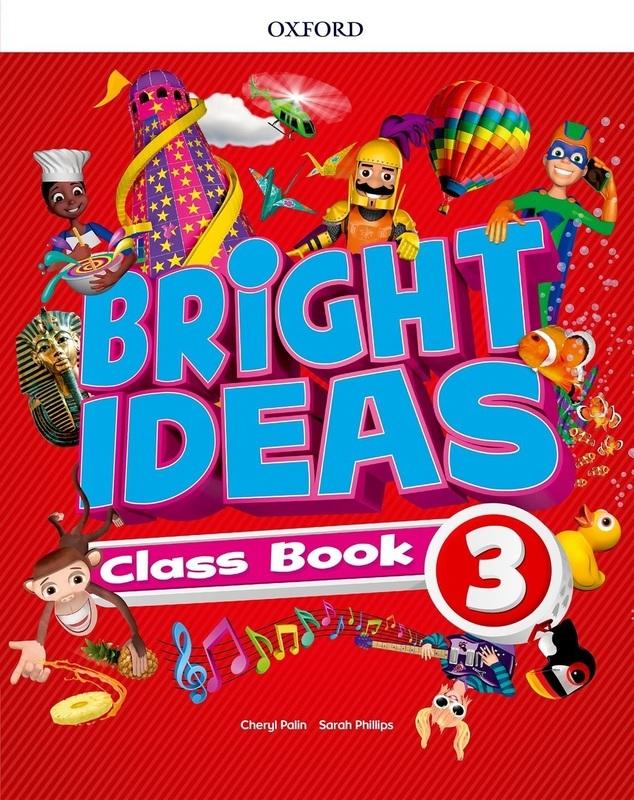 "Купить книгу ""Bright Ideas. Level 3. Class Book"""