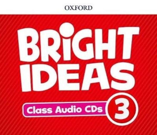 """Купить книгу """"Bright Ideas. Level 3. Audio CDs"""""""