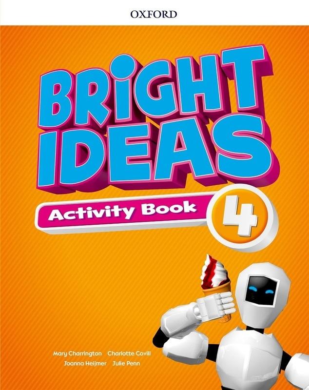 """Купить книгу """"Bright Ideas. Level 4. Activity Book with Online Practice"""""""
