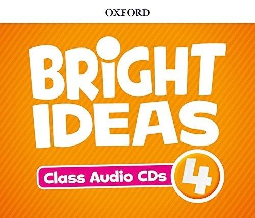 """Купить книгу """"Bright Ideas. Level 4. Audio CDs"""""""