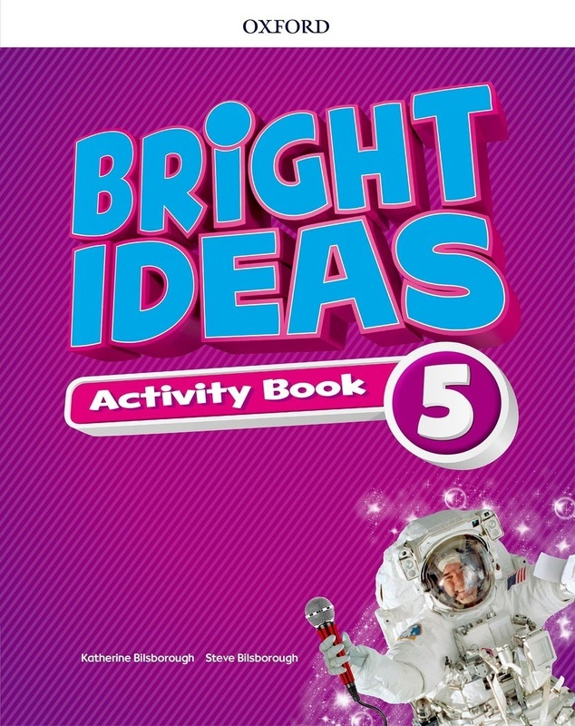 "Купить книгу ""Bright Ideas 5. Activity Book with Online Practice"""
