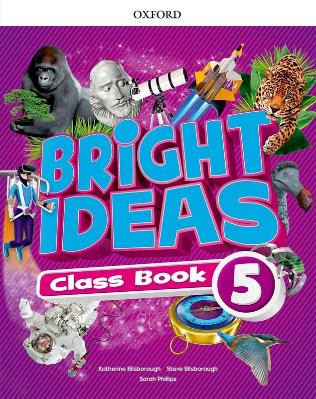 "Купить книгу ""Bright Ideas. Level 5. Class Book"""