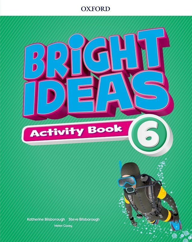 "Купить книгу ""Bright Ideas. Level 6. Activity Book with Online Practice"""