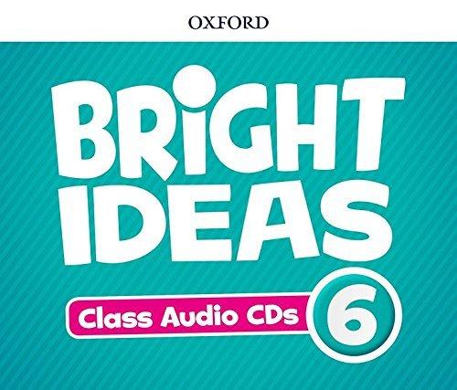 """Купить книгу """"Bright Ideas. Level 6. Audio CDs"""""""