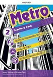 Metro. Level 2. Teacher's Pack