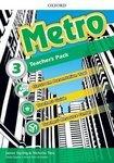 Metro. Level 3. Teacher's Pack