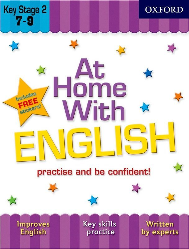"Купить книгу ""At Home with English (7-9). Key Stage 2"""