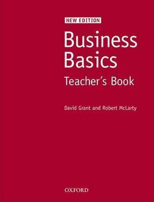 "Купить книгу ""Business Basics: Teacher's Book"""