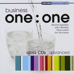 Business one:one. Advanced. Class Audio CDs: Comes with 2 CDs Class Audio CDs (2) (Oxford Business English)