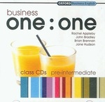 Business one:one. Pre-intermediate. Class Audio CDs: Comes with 2 CDs Class CDs (2) (Oxford Business English)