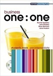 Business one:one. Pre-intermediate: MultiROM included Student's Book Pack (Oxford Business English)