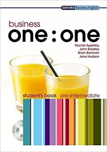 "Купить книгу ""Business one:one. Pre-intermediate: MultiROM included Student's Book Pack (Oxford Business English)"""