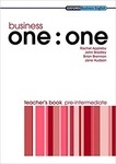 Business one:one. Pre-Intermediate. Teacher's Book (Oxford Business English)