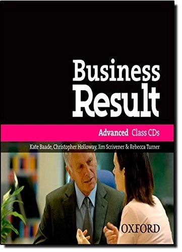 "Купить книгу ""Business Result. Advanced. Class Audio CDs"""