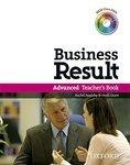 Business Result. Advanced. Teacher's Book Pack. Business Result DVD Edition Teacher's Book with Class DVD and Teacher Training DVD