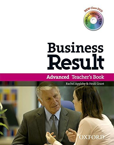 "Купить книгу ""Business Result. Advanced. Teacher's Book Pack. Business Result DVD Edition Teacher's Book with Class DVD and Teacher Training DVD"""