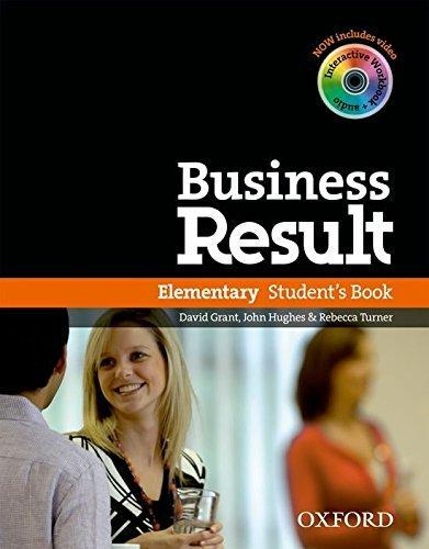 "Купить книгу ""Business Result. Elementary. Student's Book with DVD-ROM and Online Workbook Pack"""
